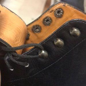 Robert Clergerie Shoes - Vintage Robert Clergerie Combat Boots